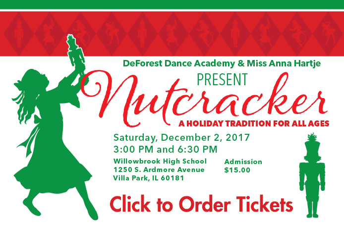 nutcracker tickets 2017